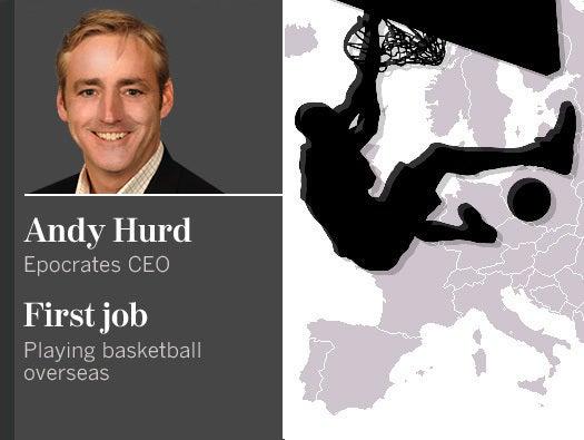 Andy Hurd, Epocrates CEO