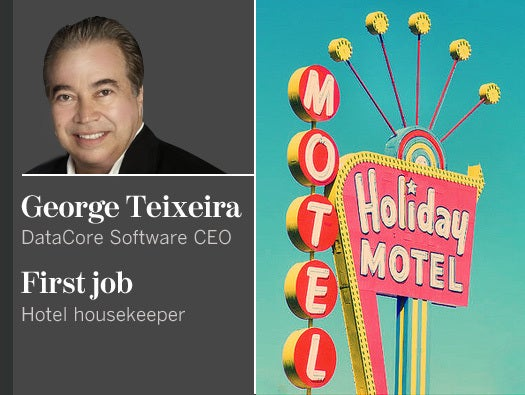 George Teixeira, DataCore Software CEO