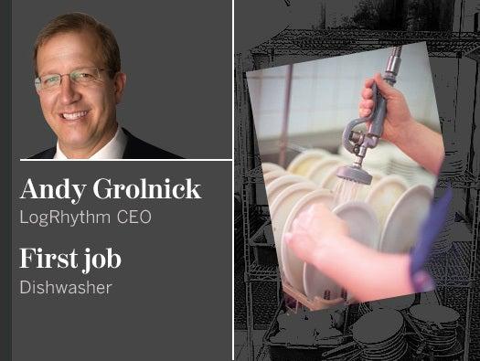 Andy Grolnick, LogRhythm CEO