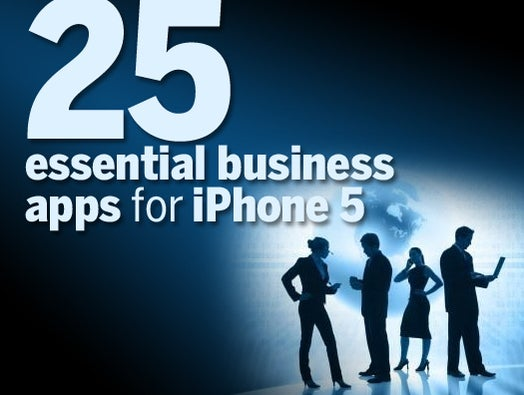 iphone 5 business apps