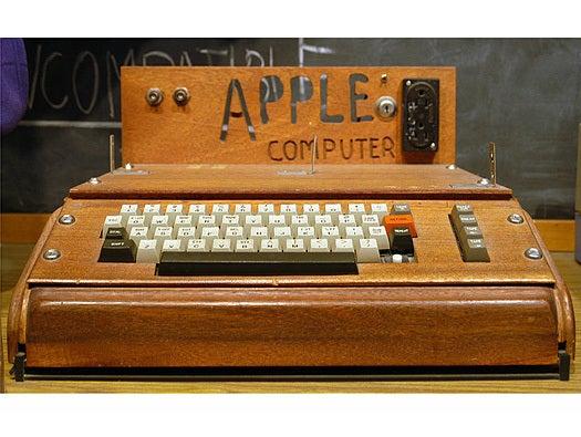 Apple I (1976 to 1977)