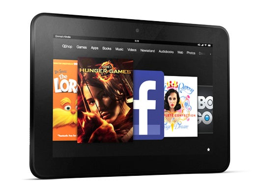 Kindle Fire HD (7-inch), by Amazon