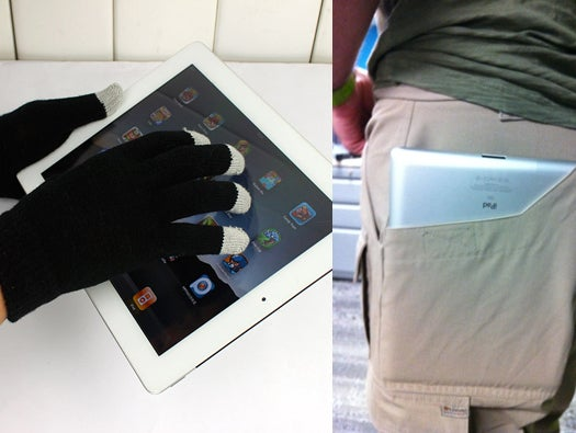 Tablet Wardrobe Guy