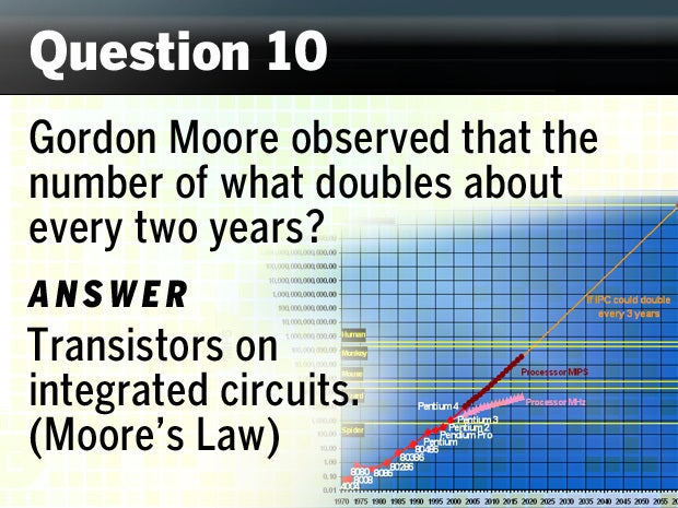 Gordon Moore