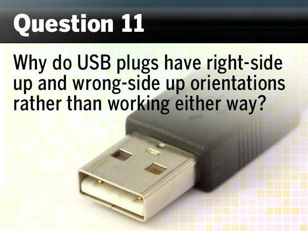 USB plugs