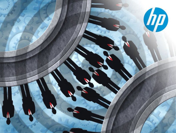 HP: Improving Patient Workflow