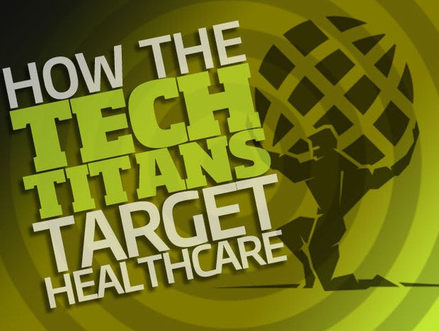 How 19 Tech Titans Target Healthcare