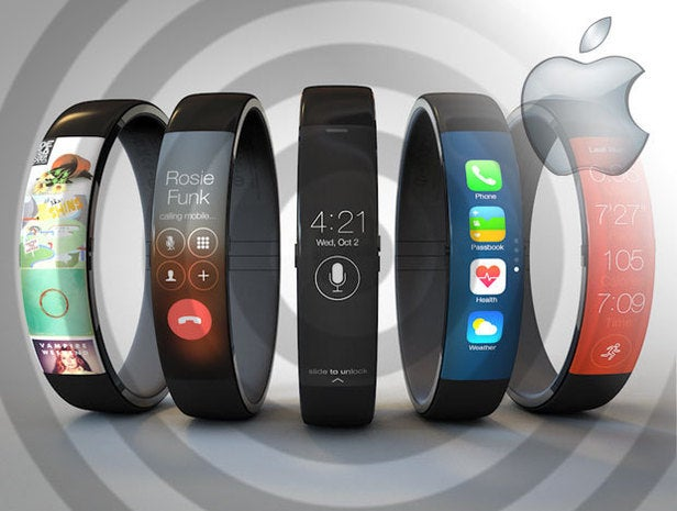 Apple: Rumored Health-Tracking iWatch, Earbuds