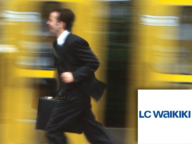 LC Waikkiki Extends BI to Mobile Employees