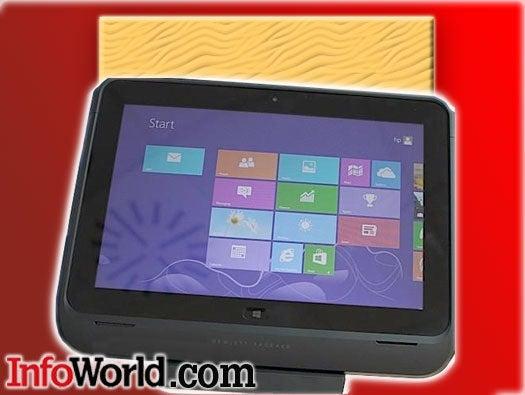 Hewlett-Packard ElitePad 900 with Productivity Jacket