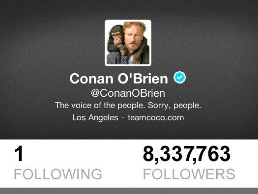 No. 4: Conan O'Brien