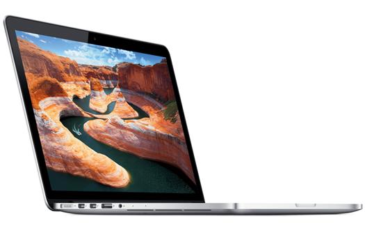 Apple 13-in. MacBook Pro with Retina display