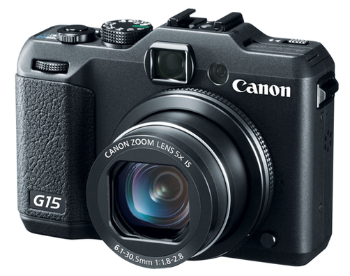 Canon PowerShot G15