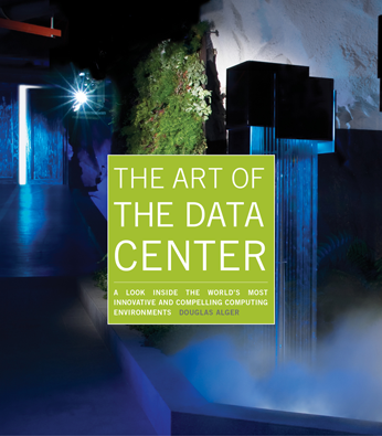 Art of the Data Center book cover