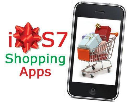 12 Best Free iOS 7 Holiday Shopping Apps