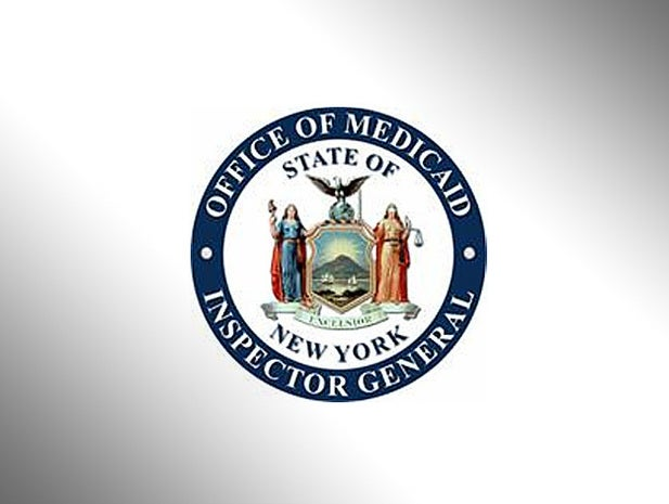 New York state's Office of the Medicaid Inspector General