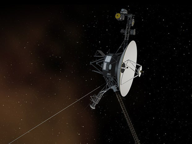 Voyager 1 spacecraft