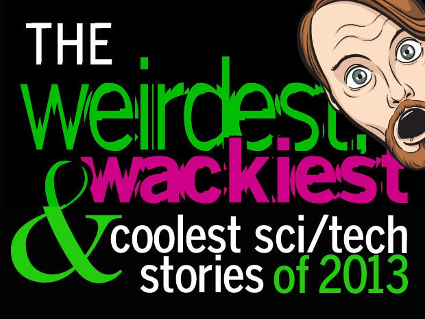 wacky sci-fi stories