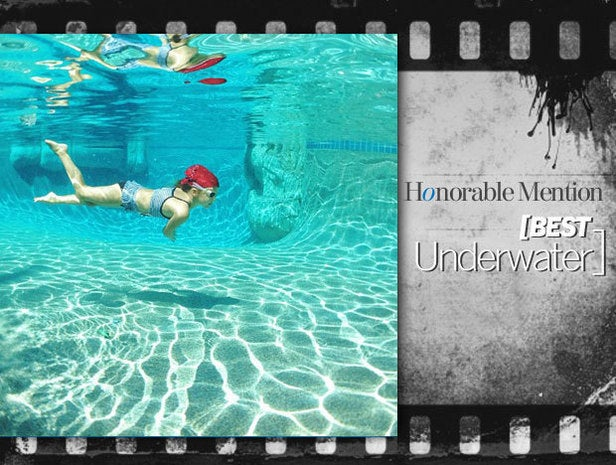 Best Underwater:  Honorable Mention
