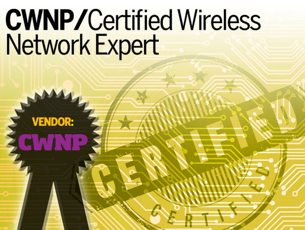 CWNP/Certified Wireless Network Expert