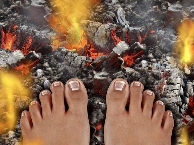 Sharpen Stones, Walk on Coals, Improve Business Acumen