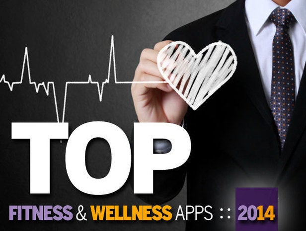12 Top Fitness and Wellness Apps for 2014