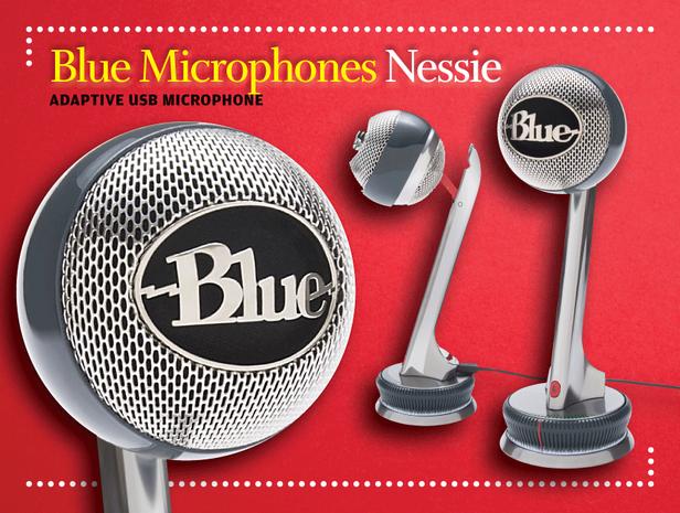 Nessie microphone