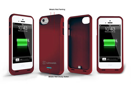 Meridian iPhone 5 Battery Case