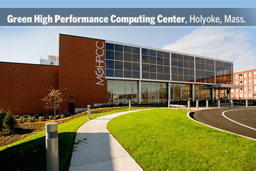 Green High Performance Computing Center, Holyoke, Mass.