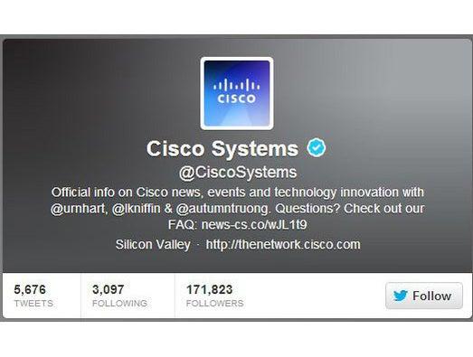 Cisco giveth, Cisco taketh away
