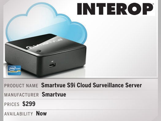 Smartvue S9i Cloud Surveillance Server