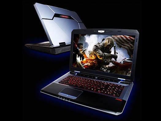 Cyberpower FangBook EVO