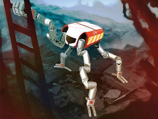 RoboSimian – NASA Jet Propulsion Laboratory