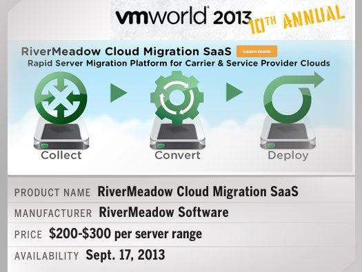 RiverMeadow Cloud Migration SaaS