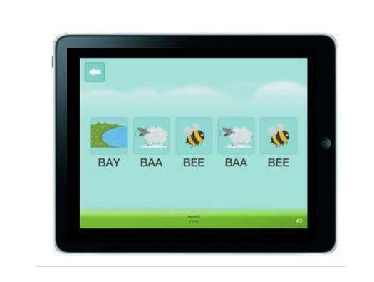 The iPad Complements Speech Therapy