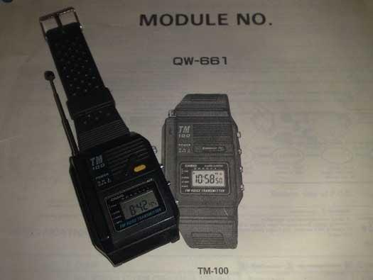 Casio TM-100