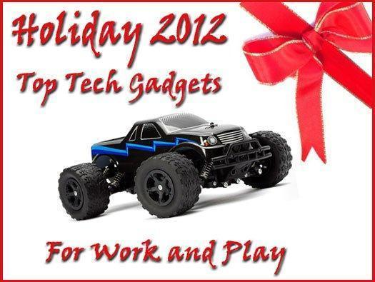 Great Tech Gadgets for 2012 Holiday Season