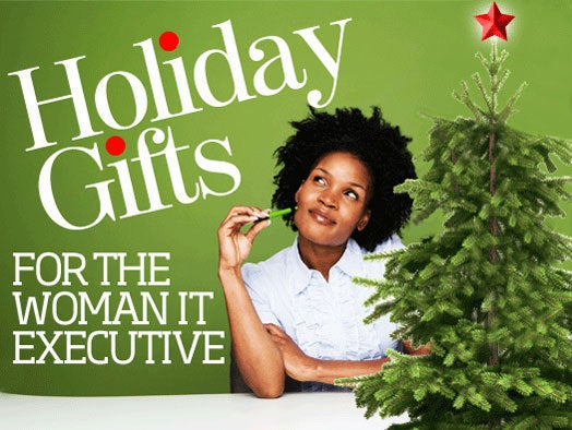 What to Give the Woman IT Executive This Holiday Season