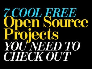 7 Cool Free Open Source Projects You Need to Check Out