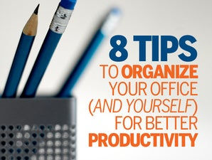 8 Tips to Organize Your Office (and Yourself) for Better ...