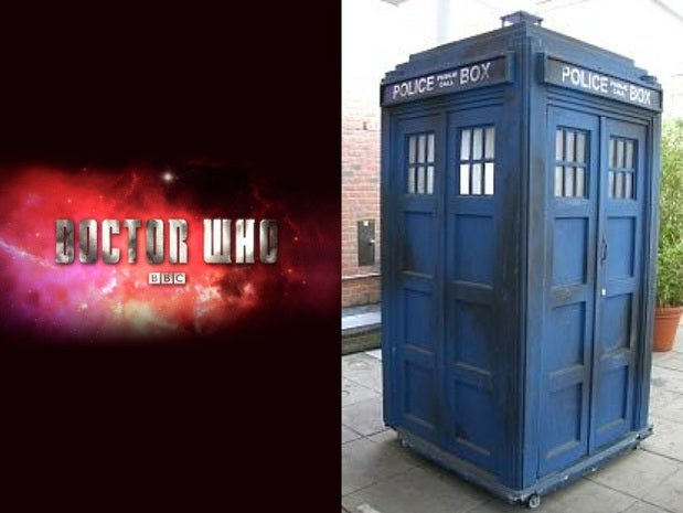 Original 'Doctor Who' signs off