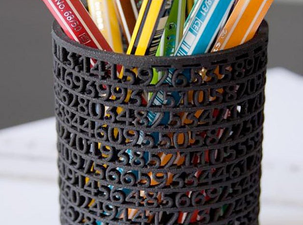 pencil holder from cinemo
