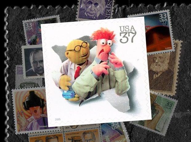 Dr. Bunsen Honeydew and Beaker (2005)