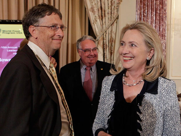 Bill Gates' Excellent Adventures with the Famous, Rich and ...