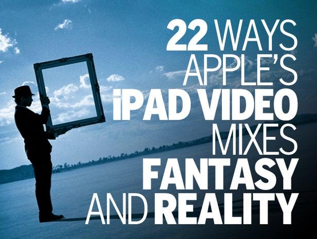 Apple's iPad Vision vs. Tablet Reality