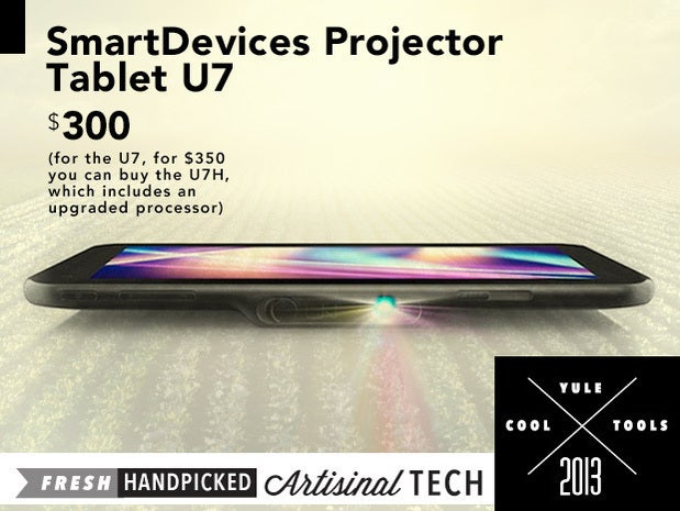 SmartDevices Projector Tablet U7