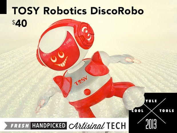 TOSY Robotics DiscoRobo