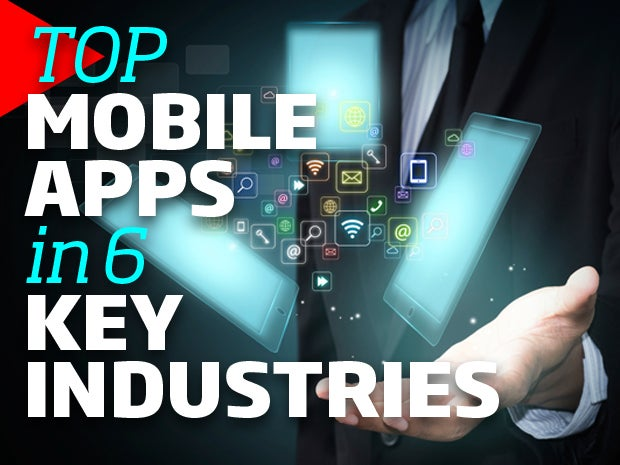 mobile apps for industry jobs
