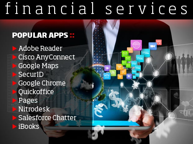 Financial Services on Verge of Mobile Boom