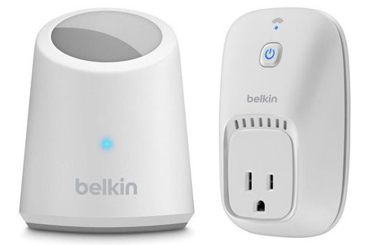 Belkin Wemo Switch + Motion home automation